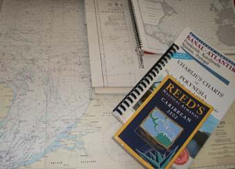 Seekarten von fernen Welten